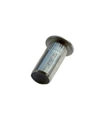 Заклепка резьбовая закрытая из нержавеющей стали M5*19 мм
