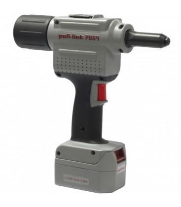 Аккумуляторный заклепочник Anzi Pull-link PB64