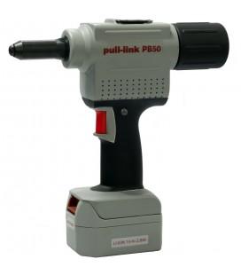 Аккумуляторный заклепочник Anzi Pull-link PB50